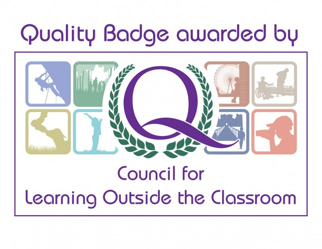 RWT obtains the Learning Outside the Classroom Quality Badge