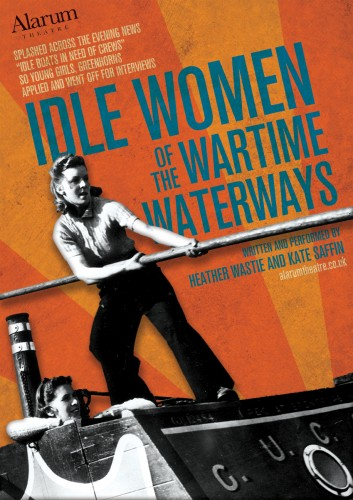 'Idle Women' of the Wartime Waterways comes to Batchworth Lock