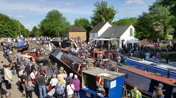 Rickmansworth Festival 2018 and 2019